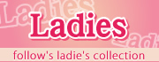 Ladies レディース
