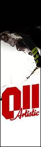 011 Artistic スノーボード