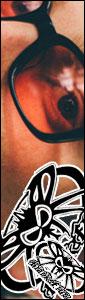 BLACKFLYサングラス