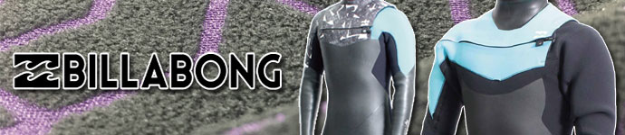 Billabong Wetsuits�y�r���{���z�E�F�b�g�X�[�c