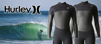 Hurley Wetsuits�y�n�[���[�z�E�F�b�g�X�[�c